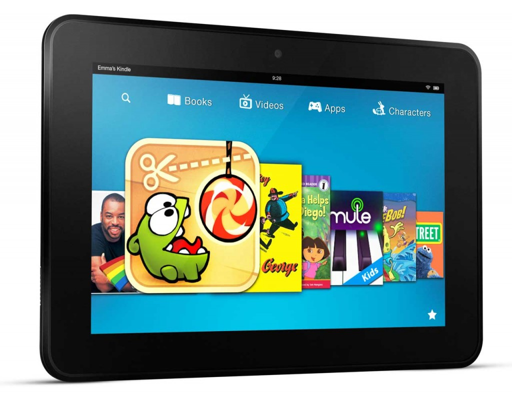 Win a Kindle Fire HD - Brought you by Amidst Traffic