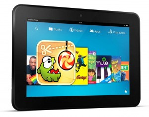 Win a Kindle Fire HD – Sponsored by Amidst Traffic!