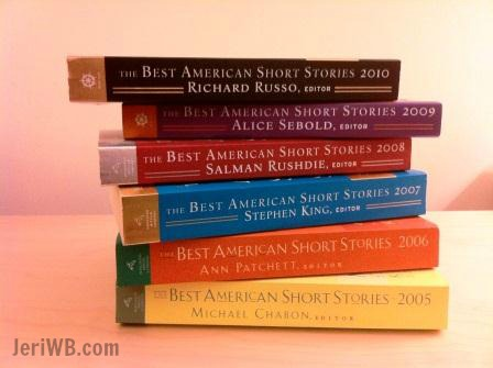 Best American Short Stories 01